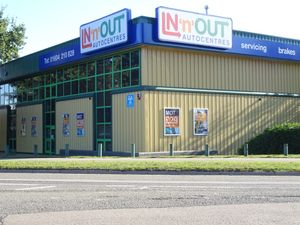 IN'n'OUT - Northampton (Near Barclaycard)