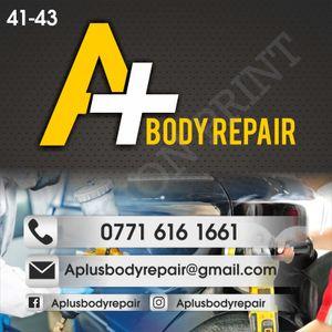 Aplus Body Repair