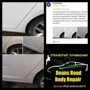 Dean's Road Body Repairs