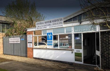 Central Motor Services (Cheltenham) Ltd