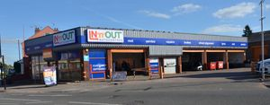 IN'n'OUT Autocentres Coventry