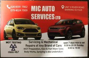MIC Auto services LTD