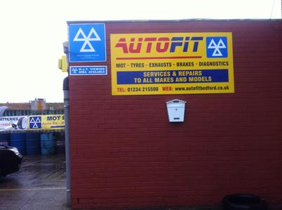 Auto Fit Bedford