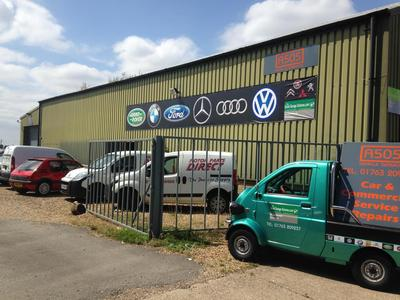A505 vehicle services ltd serving royston and cambridge areas