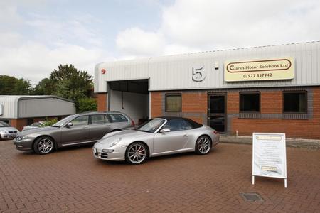 Clarks Motor Solutions Ltd