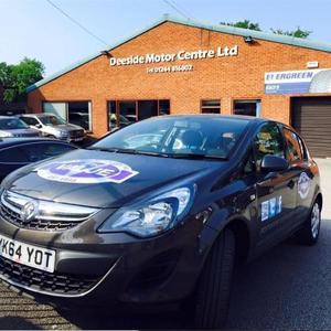 Deeside Motor Centre Ltd