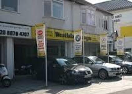 Westlake Garages Ltd