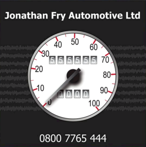 Jonathan Fry Automotive Ltd