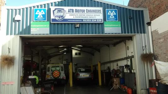 ATB MOTOR ENGINEERS LTD