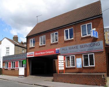 Strand Motor Company Ltd