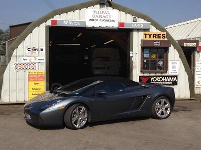 Tripal Garage