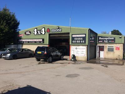 4x4 & More Garage
