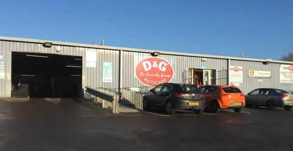 D&G Autocare – Pitreavie