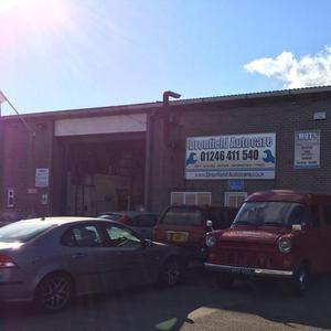 Dronfield Autocare MOT Centre Ltd