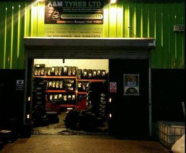 A&M Tyres Ltd