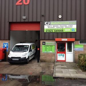 CJ Auto Service Ltd