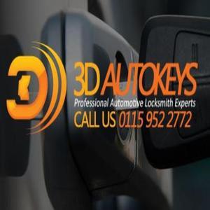3D Autokeys