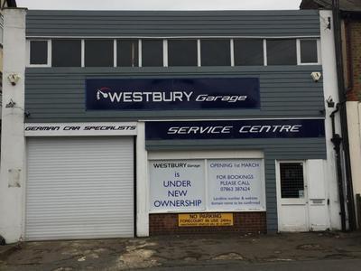 The Westbury Garage
