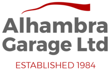 (RAC APPROVED GARAGE) Alhambra Garage LTD