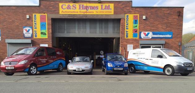 C S Haynes Ltd