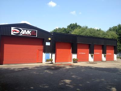 AMK Gatwick Ltd