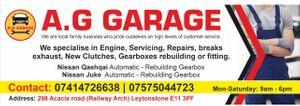 AG Garage