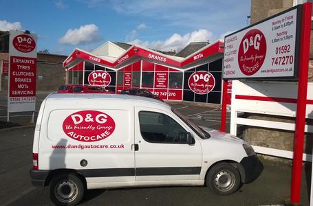 D&G Autocare - Falkirk