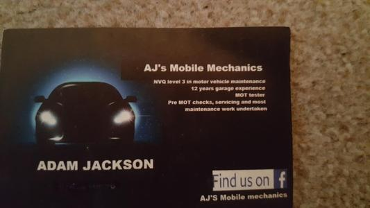 Ajs Mobile Mechanics