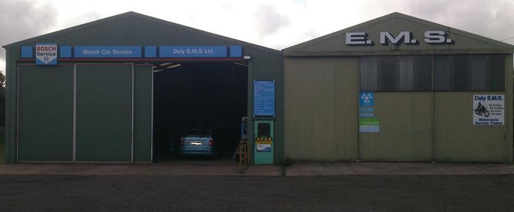 Daly Engine Management Services Ltd
