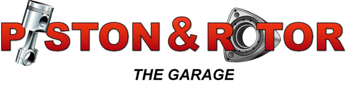 Piston&Rotor The Garage