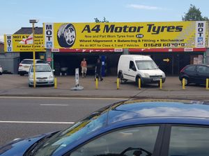 A4 Motors Tyres