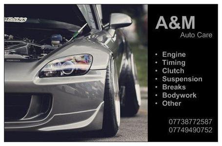 A & M autocare