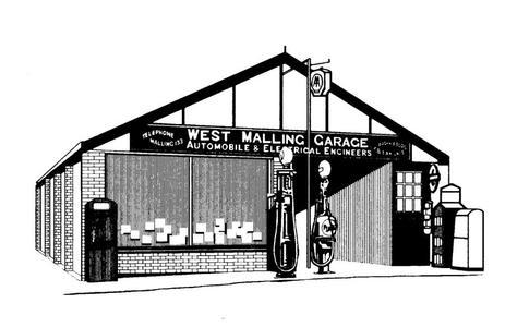 West Malling Garage Ltd
