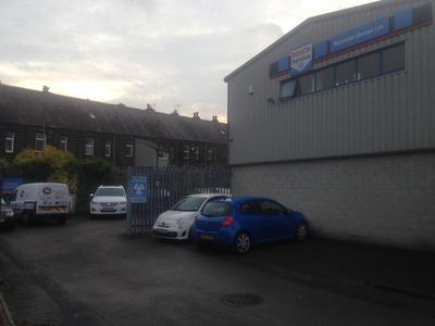 Bankside Garage ltd