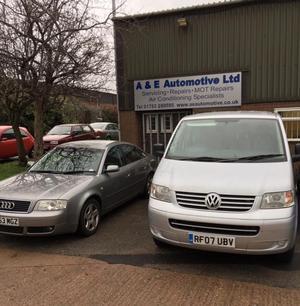 A & E Automotive Ltd