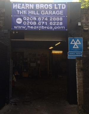 Hearn Bros Ltd