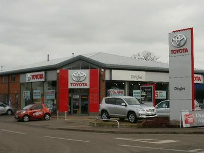 Dingle's Toyota (Attleborough)