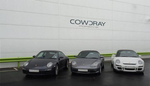 Cowdray Car Centre
