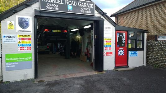 Arundel Road Garage Ltd