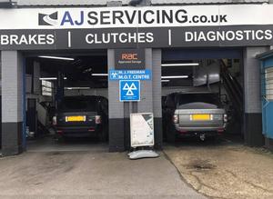AJ Servicing & Repairs