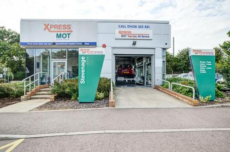 IN'n'OUT Autocentres Stevenage