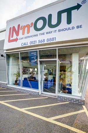 IN'n'OUT Autocentres Wednesbury
