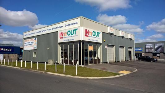 IN'n'OUT Autocentres Warrington