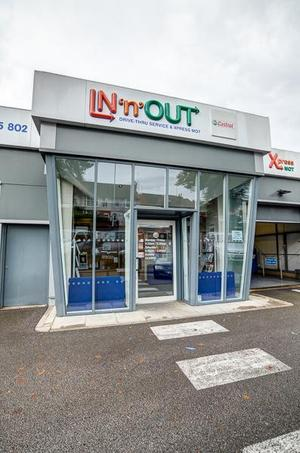 IN'n'OUT Autocentres Northampton - Kettering Road