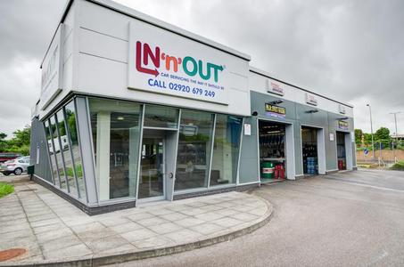 IN'n'OUT Autocentres Cardiff