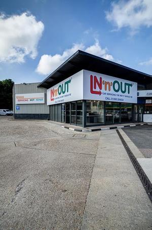 IN'n'OUT Autocentres Basildon