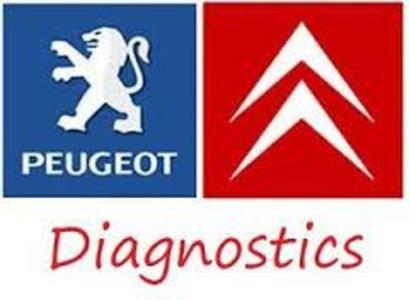 diagnostics peugeot and citroen