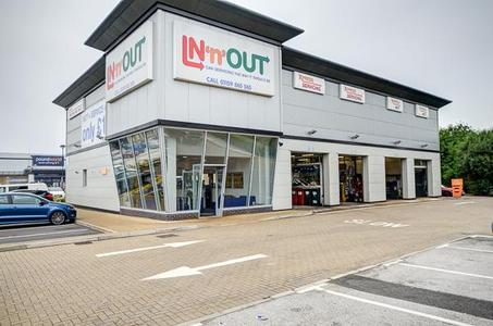 IN'n'OUT Nottingham - Lady Bay Retail Park