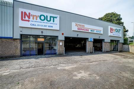 IN'n'OUT Autocentres Leeds
