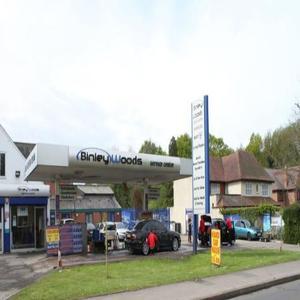 Binley Woods Service Centre